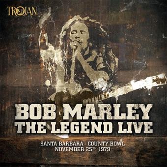 The Legend Live – Santa Barbara County Bowl: November 25th 1979 – Bob Marley & The Wailers