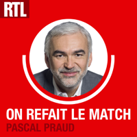 Podcast cover art for On refait le match avec Pascal Praud