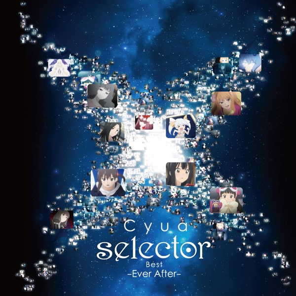 「selector」Best -Ever After- | Cyua