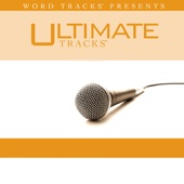 I Am Not Alone (As Made Popular By Kari Jobe) [Performance Track] - - EP - Ultimate Tracks
