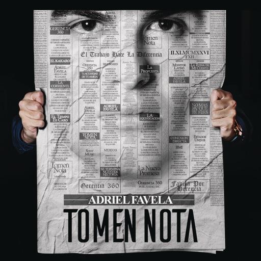 Tomen Nota (feat. Los Del Arroyo) - Adriel Favela