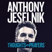 Cover to Anthony Jeselnik's Thoughts and Prayers