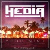 Hedia - Your Mind (feat. Kristen Marie) illustration