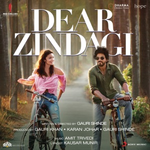 Chord Guitar and Lyrics DEAR ZINDAGI – Taarefon Se Chords and Lyrics