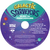 VBS 2017 Galactic Starveyors Music for Preschoolers