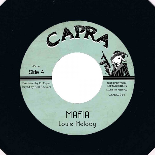 Mafia - Single | Dennis Capra, Louie Melody