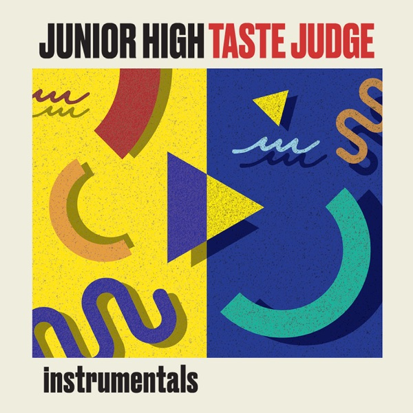 Taste Judge Instrumentals Junior High CD cover