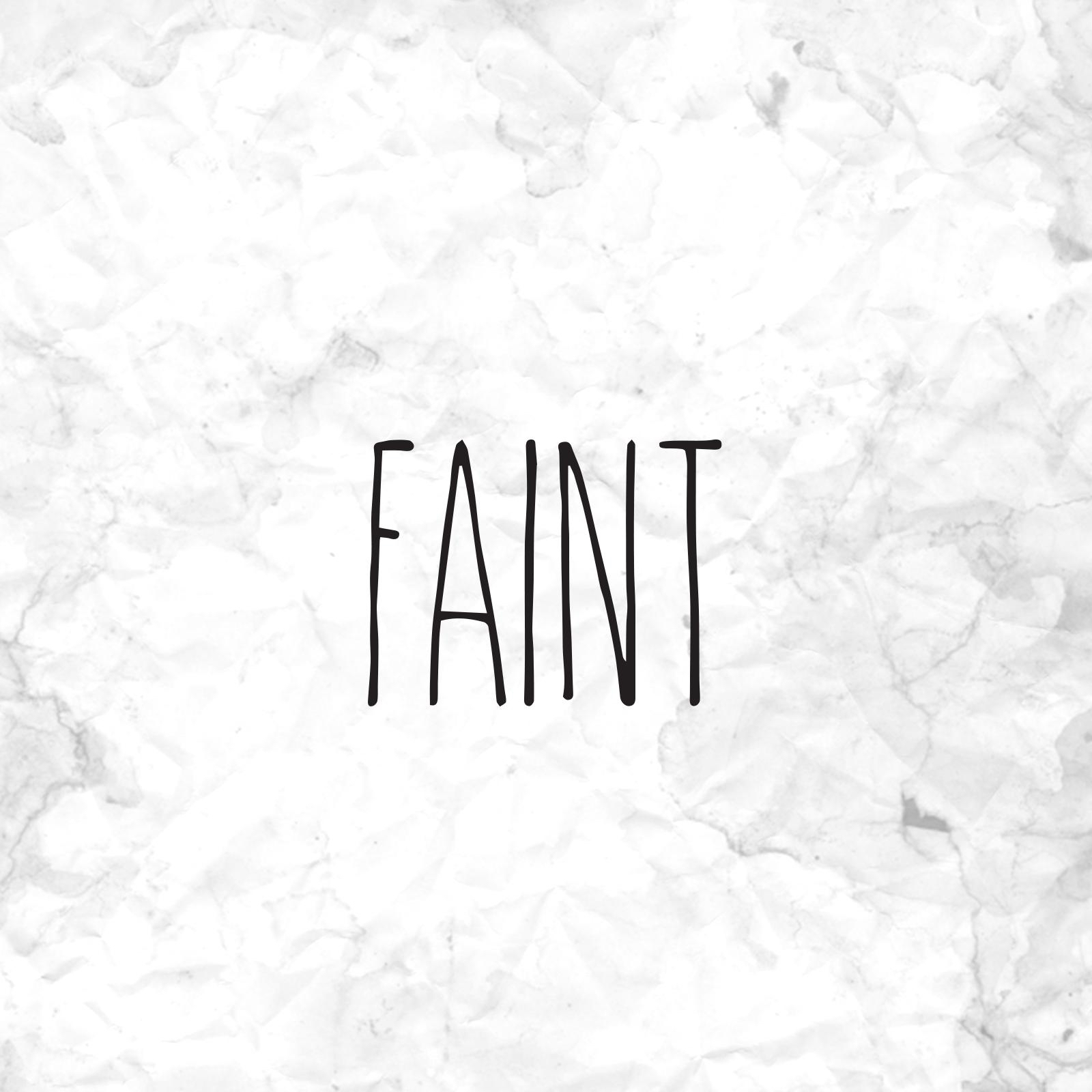 Bilmuri - Faint [single] (2016)