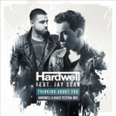 Thinking About You (Hardwell & Kaaze Festival Mix) - Single