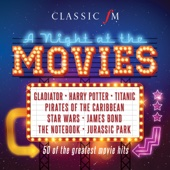 Various Artists - Classic FM: A Night At the Movies artwork