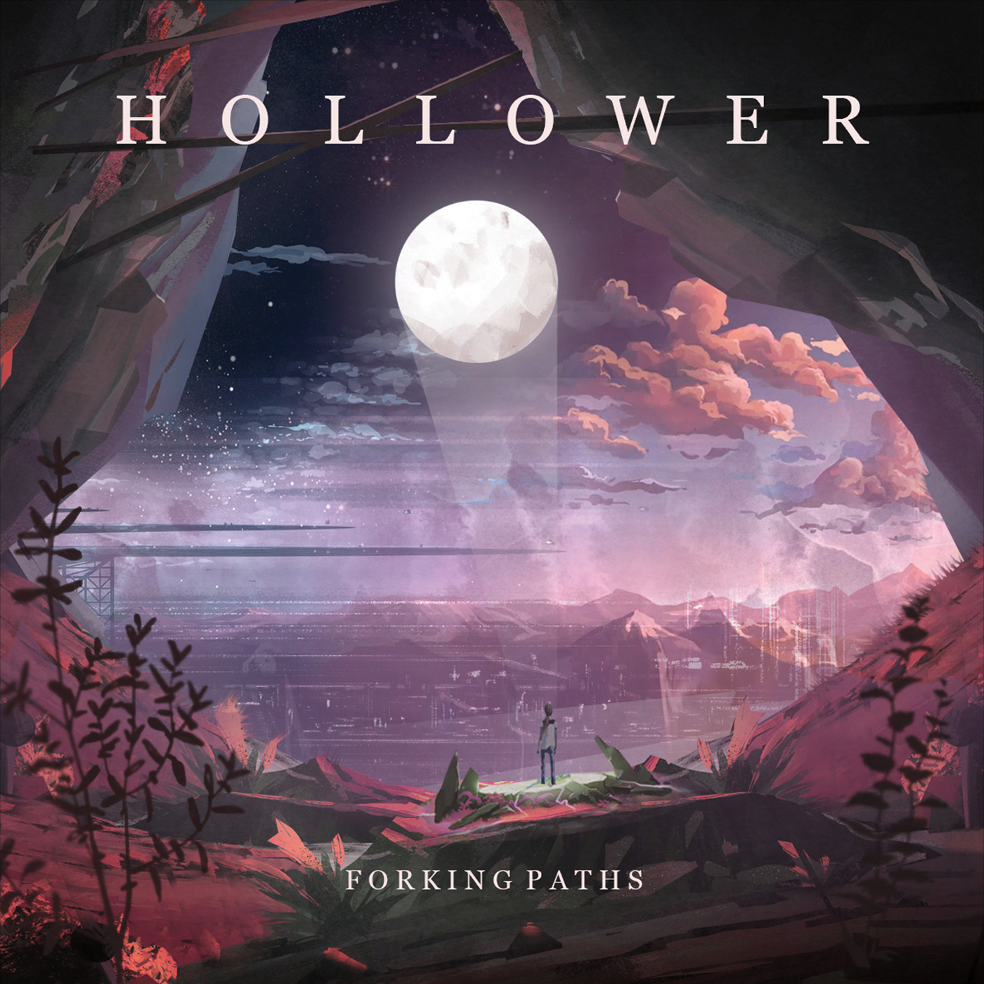 Hollower - Forking Paths [EP] (2016)