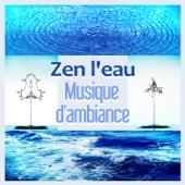 Zen l'eau - Musique d'ambiance, Vagues de l'océan, Chute d'eau, La rivière et pluie pour la relaxation, Détente, Bien-être et guérir l'insomnie