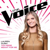Download Lauren Duski - You Were Meant For Me (The Voice Performance)