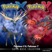 Pokémon X & Pokémon Y: Super Music Collection