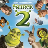 Shrek 2 (Original Motion Picture Soundtrack) - Various Artists Cover Art
