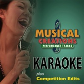 Musical Creations Karaoke - Candle On the Water (full length) [Instrumental] artwork