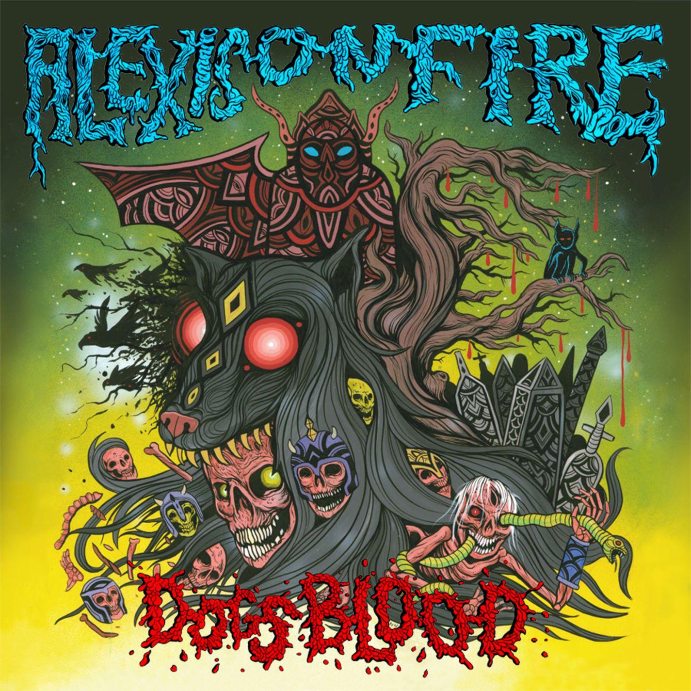 Alexisonfire - Dog's Blood [EP] (2010)
