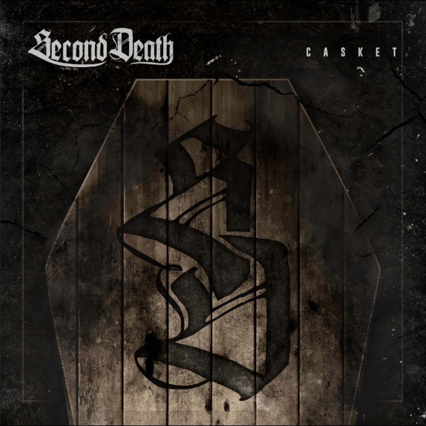 Second Death - Casket [EP] (2017)