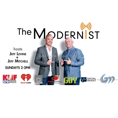 Cover image of The Modernist