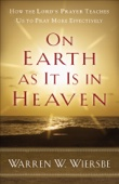 Warren W. Wiersbe - On Earth as It Is in Heaven  artwork