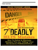 IELTS Exam Mistakes That Are