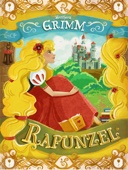 Rapunzel - The Brothers Grimm Cover Art