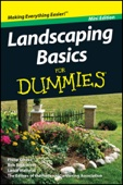 Landscaping Basics For Dummies, Mini Edition - Philip Giroux & National Gardening Association Cover Art