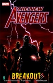 Brian Michael Bendis & David Finch - The New Avengers, Vol. 1: Breakout artwork