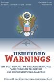 Unheeded Warnings - Richard J. Leitner Cover Art