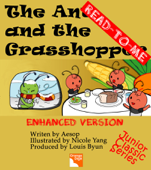 The Ant and the Grasshopper (Read to Me)