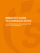 Manager's Guide to a Paperless Office