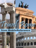 Rome & Lazio, Italy: Illustrated Travel Guide, Phrasebook & Maps (Mobi Travel) - MobileReference Cover Art