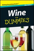 Wine For Dummies ®, Mini Edition - Edward McCarthy & Mary Ewing-Mulligan Cover Art
