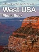A Photographic Adventure to West USA Photo Book