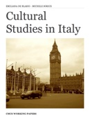 Cultural Studies in Italy