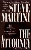 Steve Martini - The Attorney  artwork