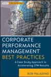 Corporate Performance Management Best Practices
