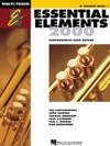 Essential Elements 2000 - Book 1 For Bb Trumpet Textbook