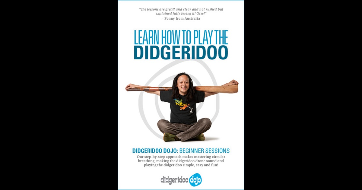 Beginner Didgeridoo Lessons - Learn How To Play the Didgeridoo