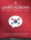 Learn Korean - Word Power 2001