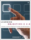 Learning Objective-C 20 A Hands-on Guide To Objective-C For Mac And IOS Developers 2e