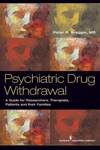 Psychiatric Drug Withdrawal