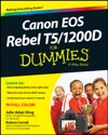 Canon EOS Rebel T51200D For Dummies