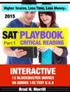 SAT Playbook Part 1 Critical Reading