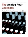 The Analog Four Cookbook