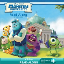 Calliope glassmonsters university read along storybook ibooks monsters university read along storybook voltagebd Gallery