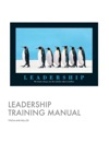 Leadership Training Manual