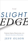 The Slight Edge - Jeff Olson Cover Art
