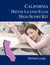 California Driver License Exam High-Score Kit