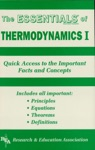 The Essentials Of Thermodynamics I